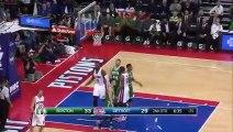 Boston Celtics vs Detroit Pistons - Highlights - December 26, 2015 - NBA 2015-16 Season