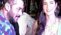 Katrina Kaif  Salman Khan Chitchat - Bollywood Diwali Party 2015