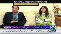 reham khan's ex husband strange talking about her-Khara Sach With Mubashir Lucman 24th December 2015-Latest episode