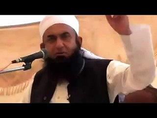 Nawaz Sharif Called as Uloo ka Patha by example by Molana Tariq jameel Sahb.