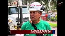 Trabajadores rescataron a ave que quedó atrapada con hilo curado CHV Noticias
