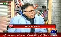 Hassan Nisar appreciates and praises Imran Khan decision on protocol in KPK