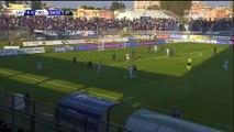 0-1 Ledian Memushaj Goal and Red Card Italy  Serie B - 27.12.2015, Latina Calcio 0-1 Pescara Calcio