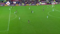 1-1 Sam Nicholson  Goal Scotland  Premiership - 27.12.2015, Hearts FC 1-1 Celtic FC