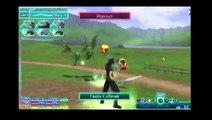 Steven sur Crisis Core/Final/Fantasy VII encore une fois avec mission a 100 % cette fois :) (27/12/2015 13:26)