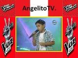 """La Voz Kids Perú 14-01-2014 Mauricio Ormeño nos canta """"Amor Eterno"""""""