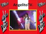 """La Voz Kids Perú 13-01-2014 Antonella Montalvo nos canta """"De Mí Enamorate"""""""