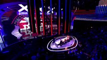 David gets a soaking from Alesha on BGMT | Britains Got More Talent 2014