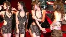 Sexy Japanese Auto Show Girls in Tokyo Auto Salon 2015 (2)
