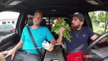 Dude Perfect Driving Stereotypes ft. Dale Jr