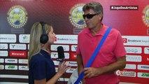 Renato Gaúcho fala sobre o Jogo das Estrelas e afirma: 'Pode ter certeza que neste ano de 2016 estarei de volta'