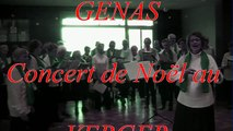 Genas - Le Verger  - Concert de Noël -2 eme partie