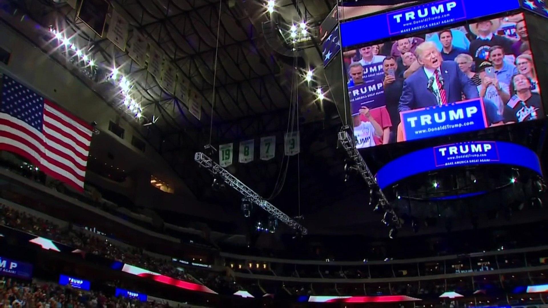 Can Trump trump his US rivals? BBC News