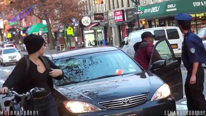 FIRE HYDRANT PARKING TICKET PRANK!! 100 DOLLAR GIFT