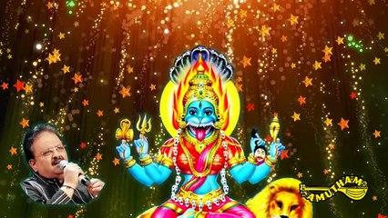 Ruthra Prathyankira -  Maha Sarabeswarar - S.P.Balasubramaniyam.