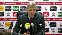 Arsène Wenger blames referee after Southampton thump Arsenal 4-0