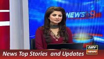 ARY News Headlines 9 December 2015, Rangers Powers and Sindh Govt Latest Updates