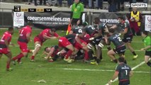 Moment of madness for Ma'a Nonu causes an intercept try from Fickou!