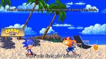 Sonic For Hire (Happy Hour) - Crash Bandicoot (6º Temporada) - Ep. 05 - Legendado