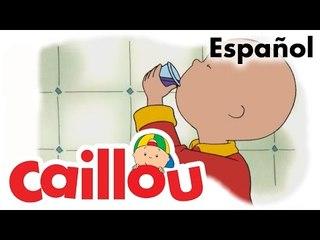 Caillou ESPAÑOL - Caillou,  fotógrafo  (S02E10)