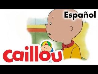 Caillou ESPAÑOL - El cofre del tesoro  (S02E02)