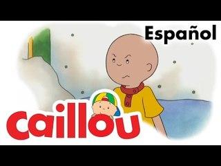 Caillou ESPAÑOL - La estrella fugáz  (S02E01)