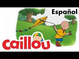 Caillou ESPAÑOL - Caillou y el hada de los dientes  (S02E13)