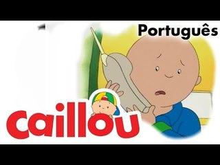 CAILLOU PORTUGUÊS - A palavra cruzada do Caillou (S02E19)