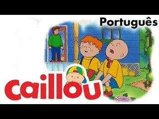 CAILLOU PORTUGUÊS - Três é demais (S02E14)