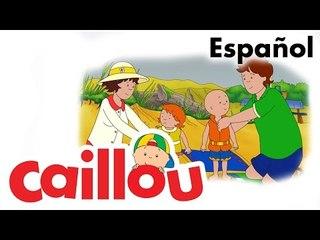 Caillou ESPAÑOL - El zoológico  (S02E17)