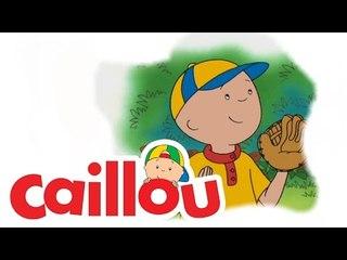 Caillou - Comic Caper!  (S02E12)