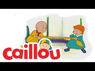 Caillou - New Kids on the Block  (S02E06)