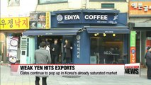Korean coffee chains look overseas as local market reaches saturation