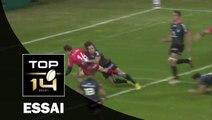 TOP 14 Toulouse - Toulon: 31-8 - Essai James O'CONNOR(TLN) - J11 - Saison 2015/2016