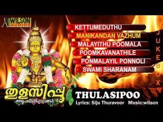 Hindu Devotional Song   Thulasipoo   Ayyappa Songs   Lord Ayyappa