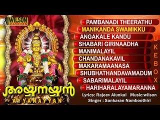 Ayyappa Devotional Songs   Ayyanayyan   Hindu Devotion   Lord Ayyappa