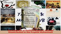 PDF] Encyclopedia of Hadith Forgeries: Sayings Misattributed to the
