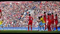 Liverpool 1 3 Crystal Palace, Last game Steven Gerrard in Liverpool