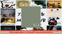 PDF Download  Illumination and Color in Computer Generated Imagery Monographs in Visual Communication Download Online