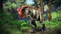 PS4 - Primal Carnage Extinction Trailer (Dinosaurs) -