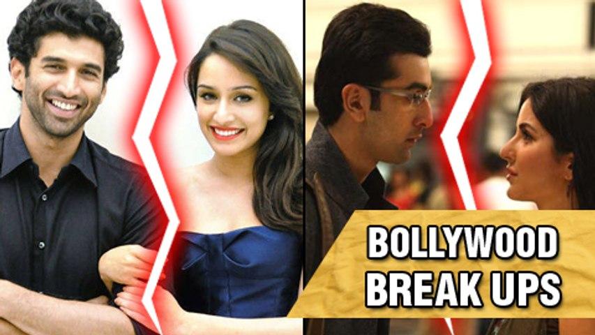 Bollywood Biggest Break Ups 2015: Ranbir & Katrina, Arjun & Mehr & Others | FULL STORY
