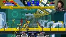 HARDCORE BALL SMACKING - Lethal League w/ The Anime Man and Misty Chronexia