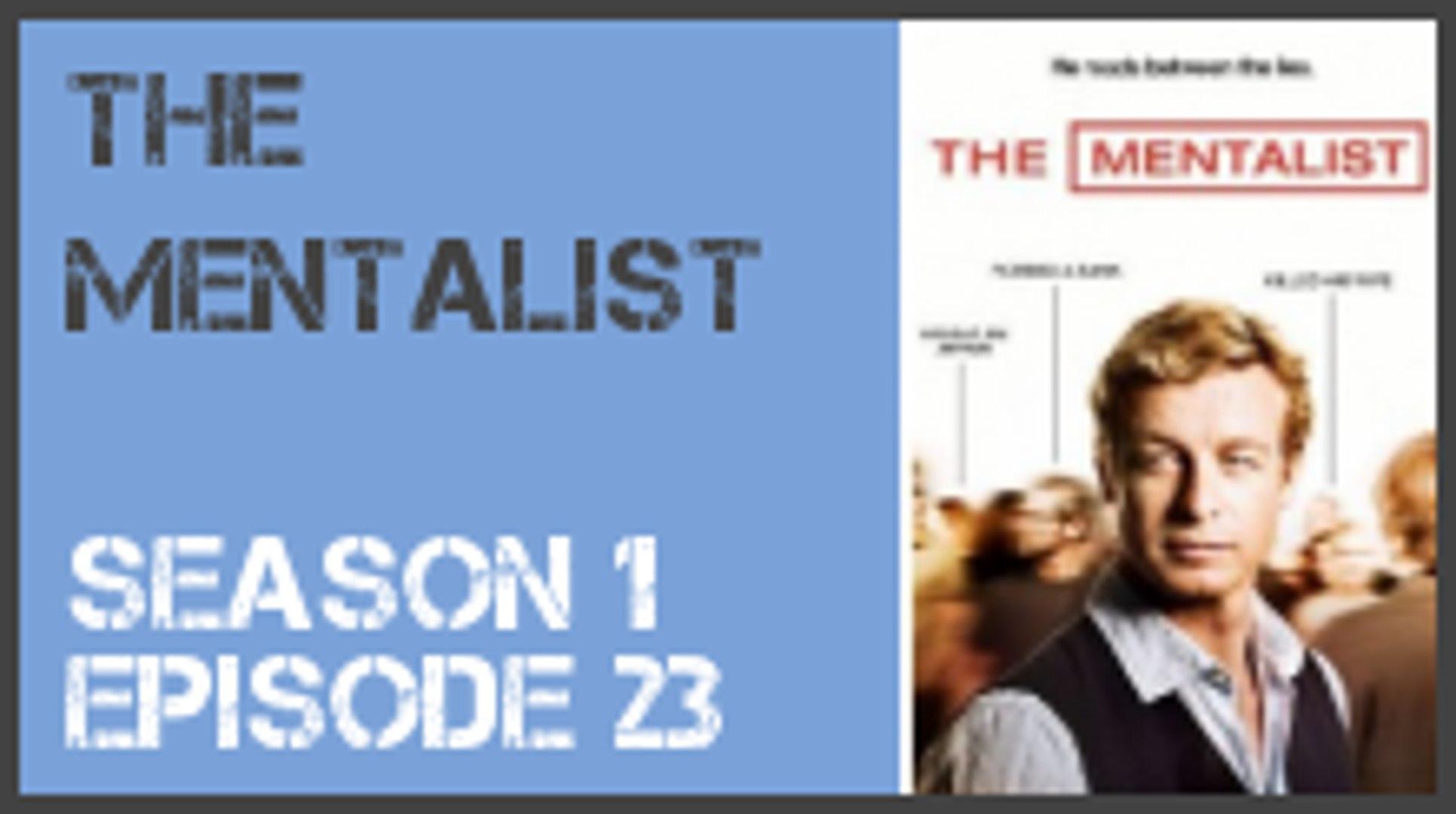 The Mentalist season 1 episode 23 s1e23