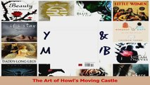 PDF Download  The Art of Howls Moving Castle Read Online