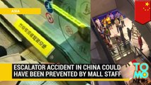Elevator accident kills woman, escalator falls, man crushed by elevator and more - compilation