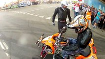 Quad stunt riding | Suzuki LTR 450 | Suzuki LTZ 400 | atv freestyle stunts | Tribute compi