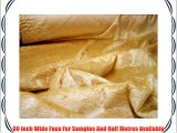 60 INCH WIDTH TOFFEE COLOURED FAUX FUR FABRIC MATERIAL PER METRE (10 METRES)