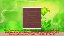 Download  The Formation of AlAndalus Language Religion Culture and the Sciences The Formation of PDF Free