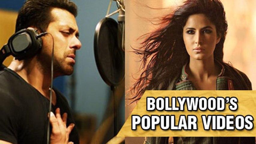 Salman Khan, Katrina Kaif's Videos Most Popular In 2015 | WATCH NOW