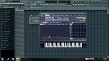 FL Studio Sytrus Tutorial: How to make your own Perfectly pitched 808 Kicks